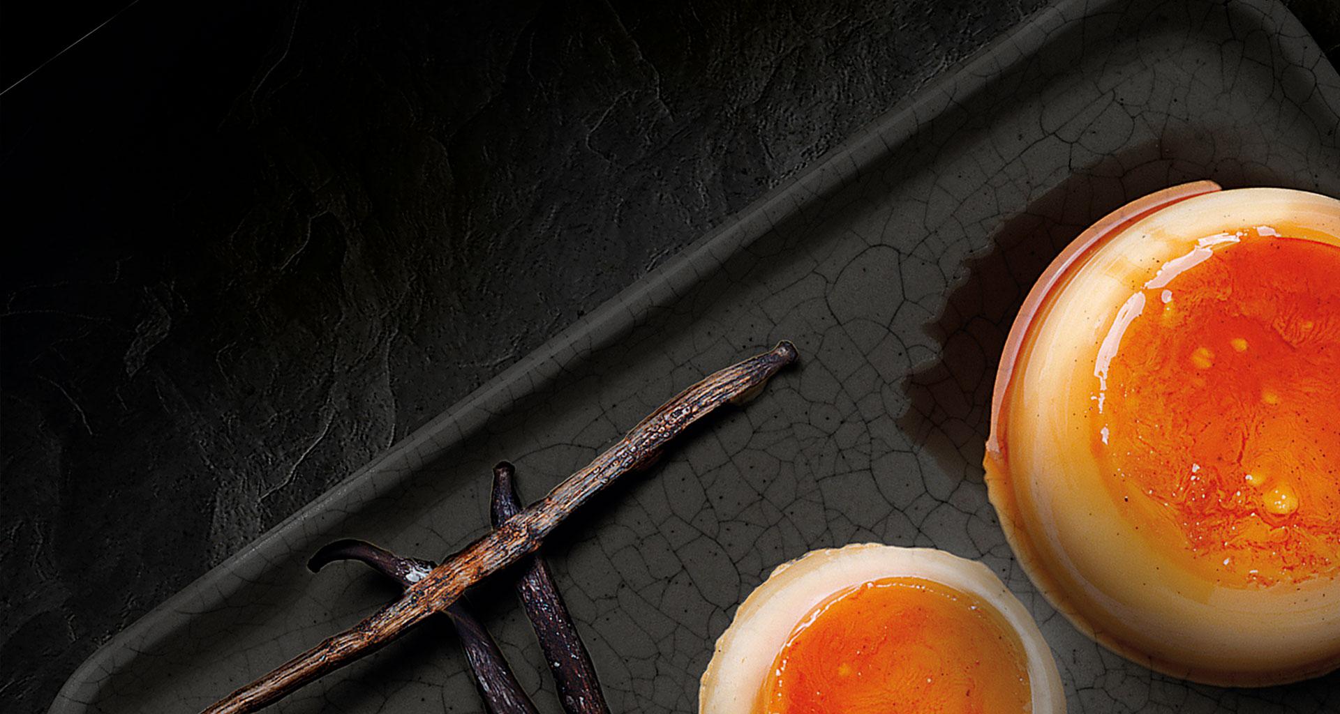 receta flan de huevo sin horno