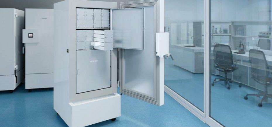 Ultracongeladores de Liebherr