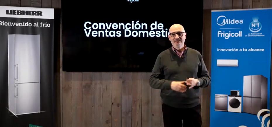 Josep Maria Calvo director de la unidad de Electrodomésticos